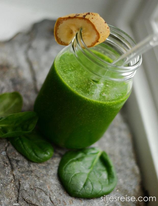 Grønn smoothie 1
