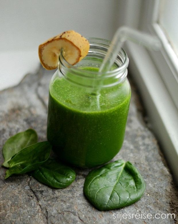 Grønn smoothie 2