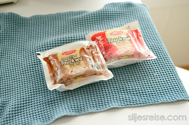 Orkerikkemiddag tofu