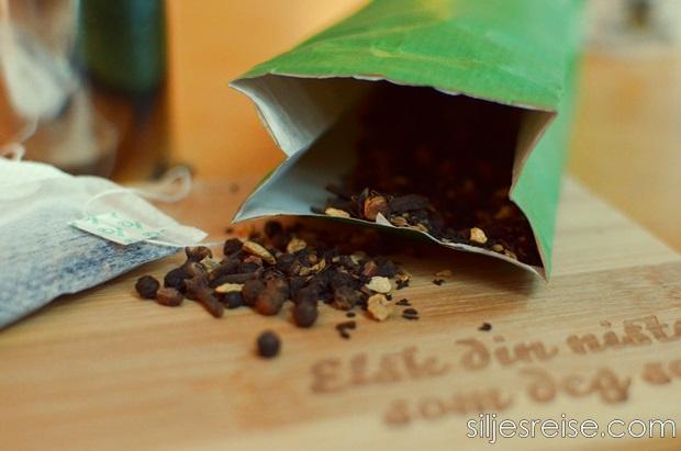 Chai Latte 1